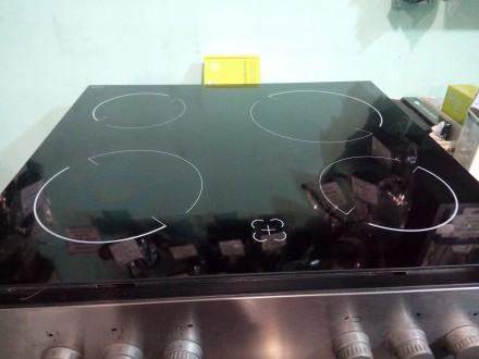 Вбудована електрична духовка з поверхнею  Amica EHC 12407E з Німеччини в гарному. Чернигов, Черниговская область. фото 4