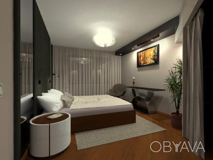 Дизайн интерьера квартир от 30м.кв. и частных домов