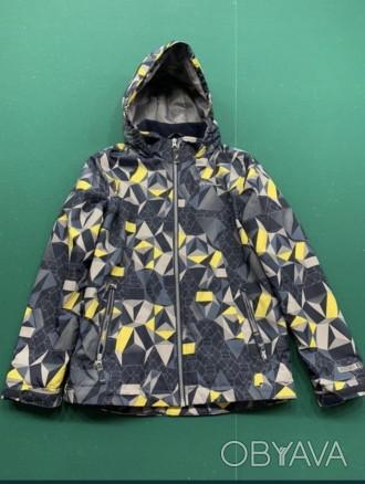 Демисезонная куртка Outventure на мальчика 8-10 лет