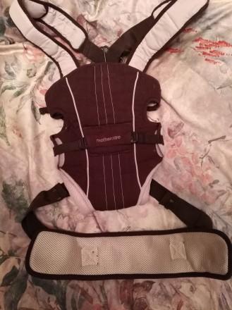 """Доставка -по договоренности. Рюкзак """" кенгуру """" от 3,5 кг до 12 кг. Мя. Сумы, Сумская область. фото 2"""