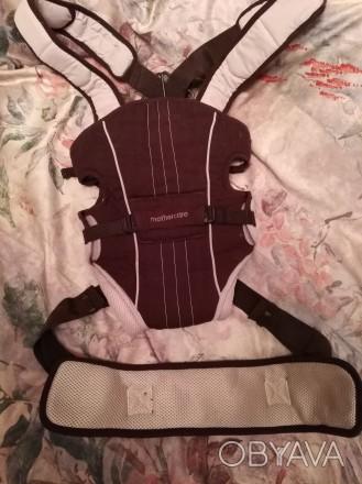 """Доставка -по договоренности. Рюкзак """" кенгуру """" от 3,5 кг до 12 кг. Мя. Сумы, Сумская область. фото 1"""