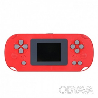 Игровая приставка Mini Game 268 игр консоль Красная