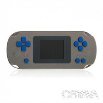 Игровая приставка Mini Game 268 игр консоль Серая