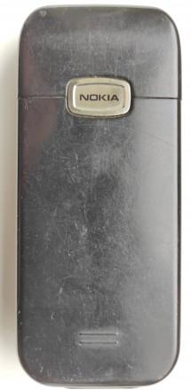 Nokia 6030 б/ушный кнопочный телефон черного цвета в хорошем состоянии. Работает. Херсон, Херсонская область. фото 3