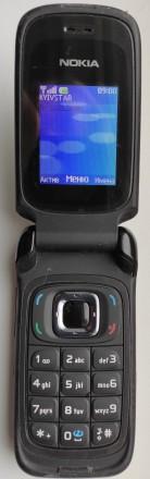 Nokia 6085 б/ушный раскладной кнопочный телефон в хорошем косметическом и рабоче. Херсон, Херсонская область. фото 7
