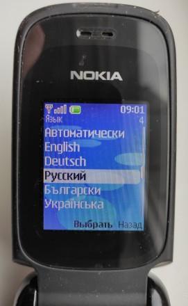 Nokia 6085 б/ушный раскладной кнопочный телефон в хорошем косметическом и рабоче. Херсон, Херсонская область. фото 9