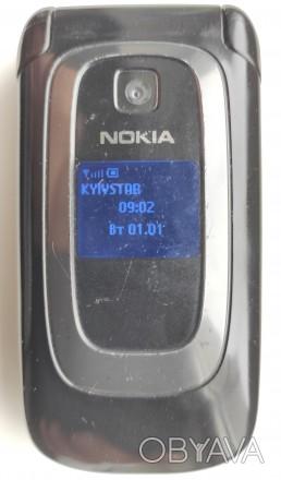 Nokia 6085 б/ушный раскладной кнопочный телефон в хорошем косметическом и рабоче. Херсон, Херсонская область. фото 1