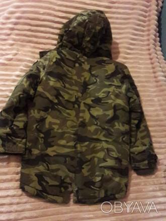Продам куртку Деми мальчик Чехия