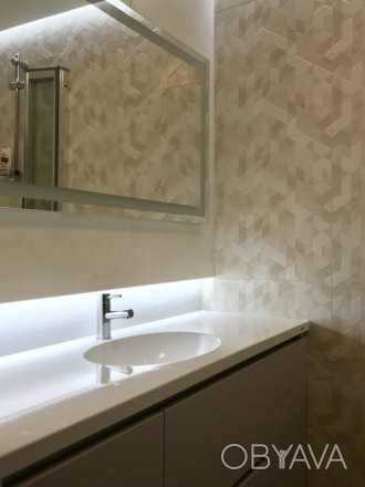 Ми виготовляємо стільниці і умивальники в ванну кімнату зі штучного каменю під з. Ровно, Ровненская область. фото 1