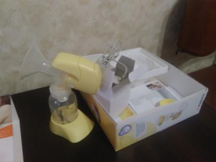 ПРОДАМ молокоотсос (молокосборник) medela mini electric™ (медэла мини электрик) . Сумы, Сумская область. фото 4