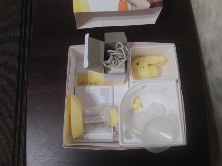 ПРОДАМ молокоотсос (молокосборник) medela mini electric™ (медэла мини электрик) . Сумы, Сумская область. фото 3