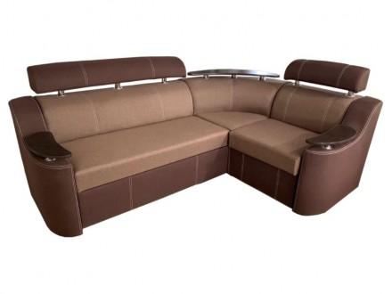 Угловой диван Невада - это диван изысканного дизайна, который способный предложи. Киев, Киевская область. фото 5