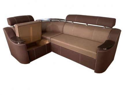 Угловой диван Невада - это диван изысканного дизайна, который способный предложи. Киев, Киевская область. фото 4