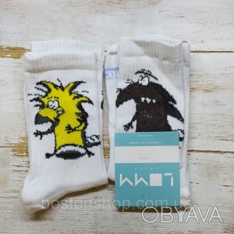 Носки с принтом Крутые бобры носки с приколами