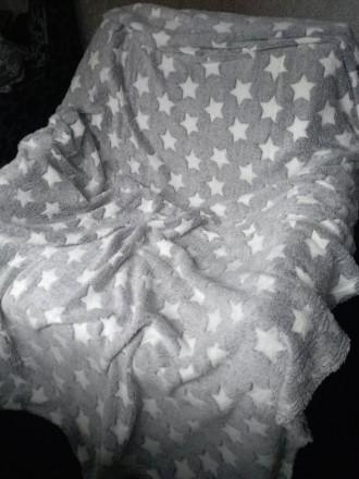 Пледи від 200 гривень до 350 гривень. Розміри: полуторка (150*200 см) та євро (2. Киев, Киевская область. фото 5