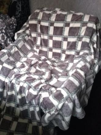 Пледи від 200 гривень до 350 гривень. Розміри: полуторка (150*200 см) та євро (2. Киев, Киевская область. фото 9