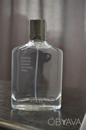 Мужские духи zara lisboa colombo aventida do colegio militar 100 ml, оригинал ис