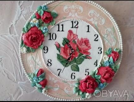 часы, часы - картина