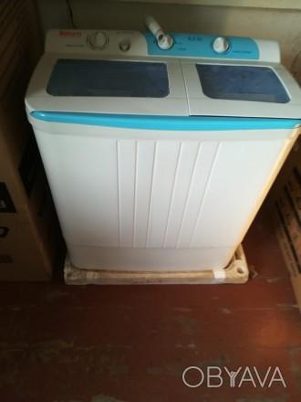 Продаю стиральную машину полуавтомат