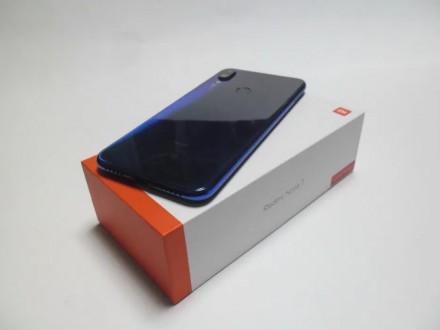 Продам смартфон Xiaomi Redmi Note 7 4/64Gb (Neptune Blue) синий. Global Version.. Киев, Киевская область. фото 5