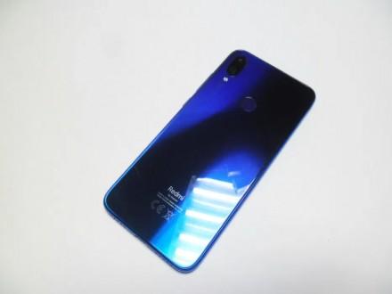 Продам смартфон Xiaomi Redmi Note 7 4/64Gb (Neptune Blue) синий. Global Version.. Киев, Киевская область. фото 3