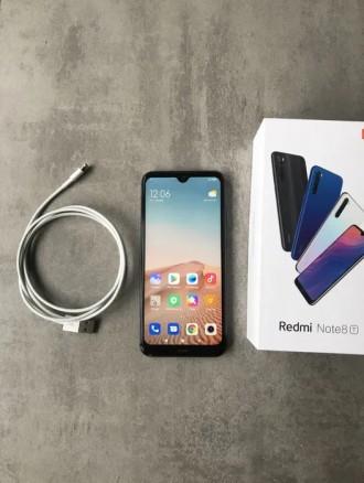 Xiaomi Redmi Note 8T Продам свой телефон, на гарантии куплен 5 августа. Состоя. Днепр, Днепропетровская область. фото 2