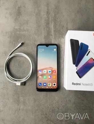 Xiaomi Redmi Note 8T Продам свой телефон, на гарантии куплен 5 августа. Состоя. Днепр, Днепропетровская область. фото 1