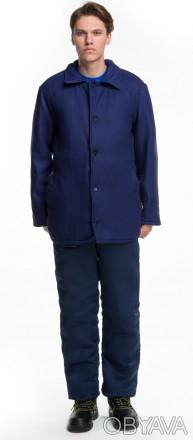 Качественная ватная куртка