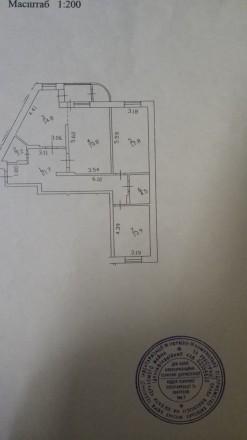 Предлагается Квартира по адресу Академика Палладина 25а дом из красного кирпича,. Академгородок, Киев, Киевская область. фото 2
