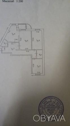 Предлагается Квартира по адресу Академика Палладина 25а дом из красного кирпича,. Академгородок, Киев, Киевская область. фото 1