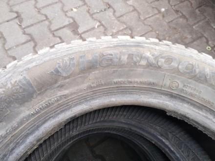 Hankook r14 175x65 протектор видно на фото, приблизительно 7 мм все 4 колеса оди. Черновцы, Черновицкая область. фото 6