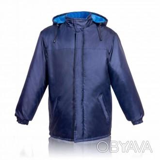Рабочая утепленная флисовая куртка