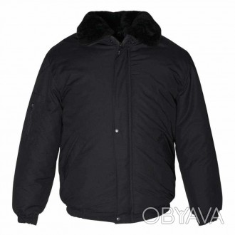 Утепленная куртка для охранника