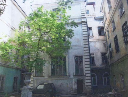 Земельный участок на котором расположено здание, находится в исторической части . Приморский, Одесса, Одесская область. фото 8
