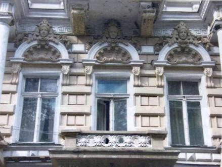 Земельный участок на котором расположено здание, находится в исторической части . Приморский, Одесса, Одесская область. фото 4