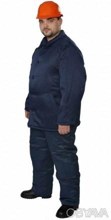 Ватная куртка зимняя
