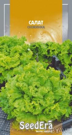 Салат Снежинка (листовой) 10г