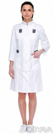 Халат медицинский женский, халат медсестры.