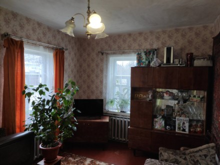 Продам окремо стоячий будинок в сел. Зарічне, м. Чернігів.  Материал будівлі -. Киенка, Черниговская область. фото 9