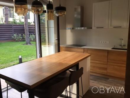 Буча, продаётся новый дом с новым дизайнерским ремонтом!
