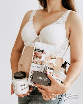 Комплексний набір для догляду за тілом під час вагітності