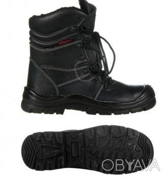 Ботинки рабочие утепленные TAIGA