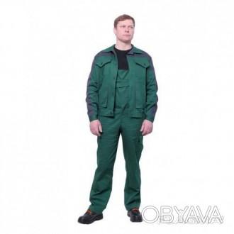 Костюм полукомбинезон с курткой