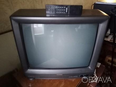 Телевизор в хорошем состоянии. Чернигов, Черниговская область. фото 1