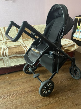 Продам коляску Anex e/type после одного ребёнка  Коляска в идеальном состоянии . Киев, Киевская область. фото 5