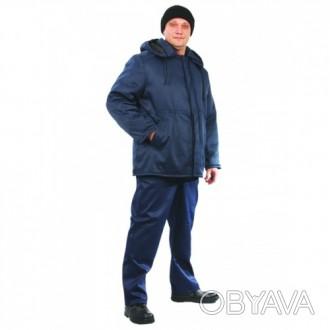 Рабочие утепленные брюки