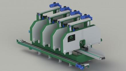 Teknoles TYCDM G200 - 4 - 006 Продается делительный станок. G200 на 4 головы, . Чернигов, Черниговская область. фото 2