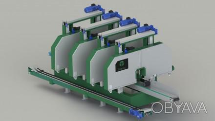 Teknoles TYCDM G200 - 4 - 006 Продается делительный станок. G200 на 4 головы, . Чернигов, Черниговская область. фото 1