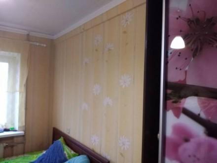 2 комн. кв. 4\5, район автовокзавла, в середине дома, хорошее состояние, евро ба. Краматорск, Донецкая область. фото 4