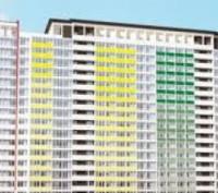 Однокомнатная квартира общей площадью 41 м2 с красивым видом с 14 этажа. В квар. Таирова, Одесса, Одесская область. фото 6